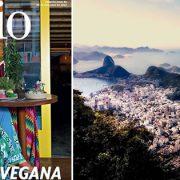 Revista Veja Rio Veganismo