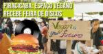 Piracicaba: Espaço Vegano recebe Feira de Discos em 02/10